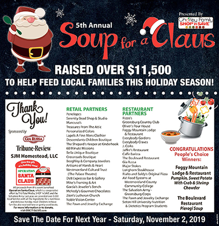 Soup for a Claus